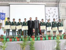 Prefects' Investiture Ceremony 2018-19