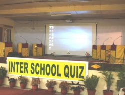 Inter School IT & EVS Quiz
