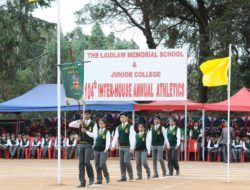 104th Inter-House Annual Athletics