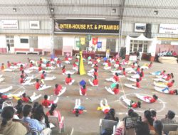 Inter House PT_Pyramids_Gymnastics_Marching